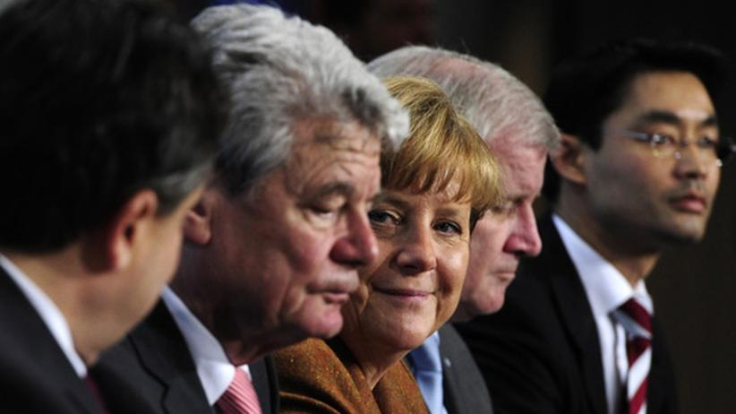 Joachim Gauck: Der perfekte Anti-Konsens-Kandidat
