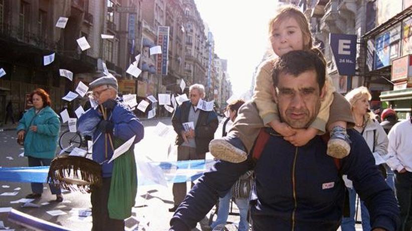 Argentinien: Wir wären gerne ihr