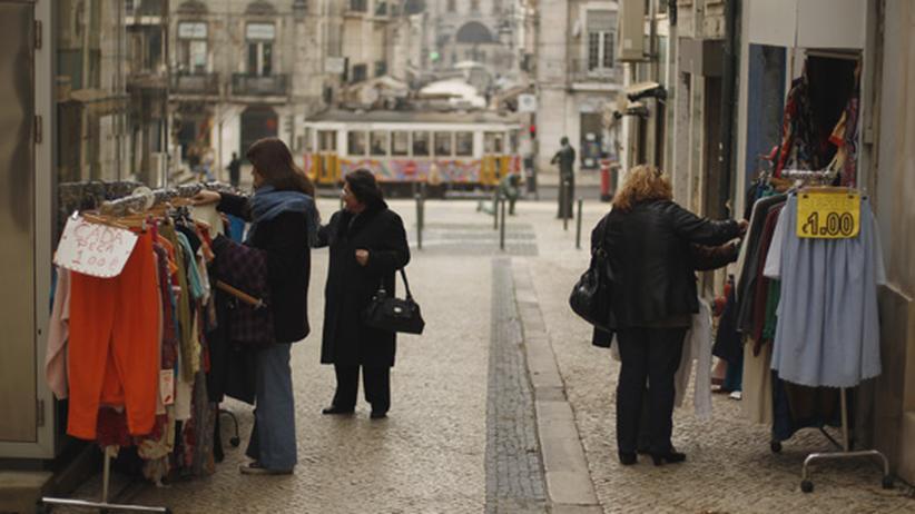 Euro-Krise: Deutschlands Sparpolitik ruiniert uns alle