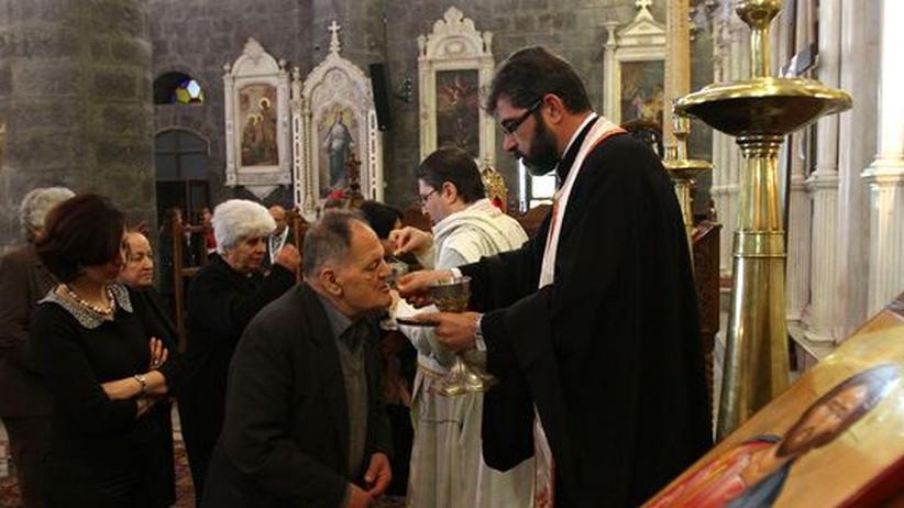 Christen in Syrien: Euer Asyl hilft uns nicht