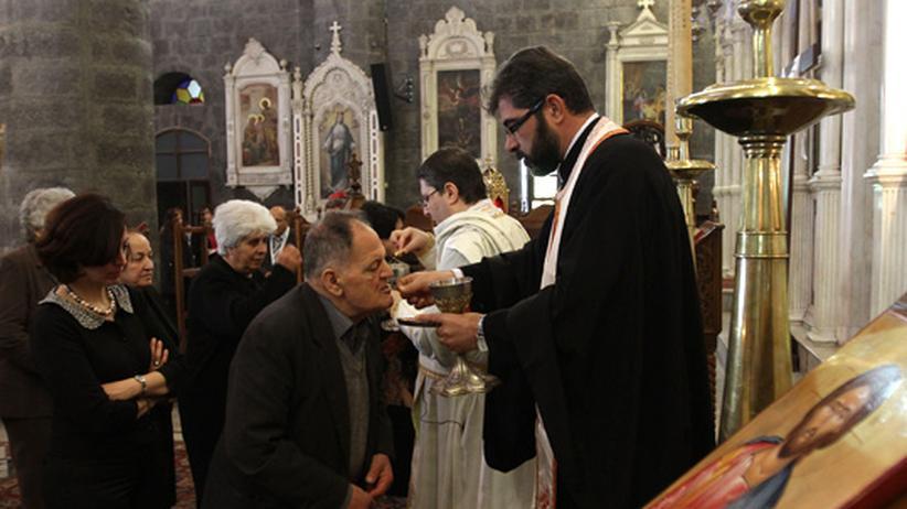 Christen in Syrien: Asyl im Westen hilft uns nicht