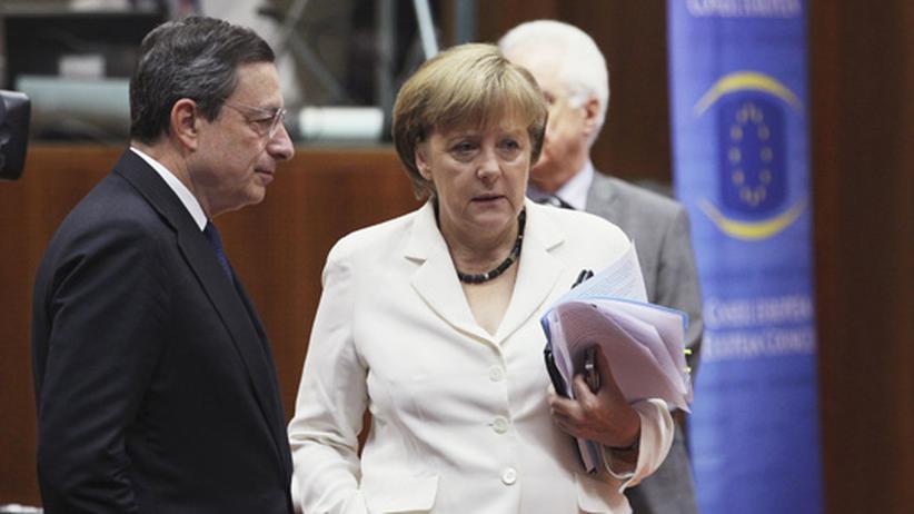 Euro-Krise: Solidarität ist gefragt, kein Machtgebaren