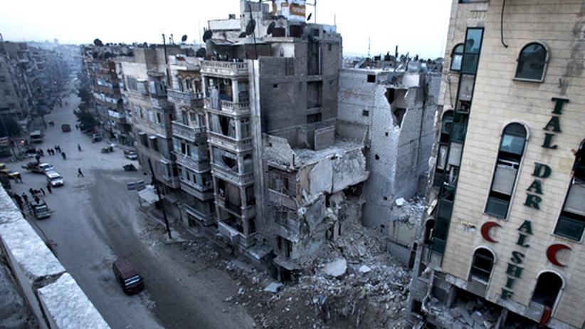Syrien: Der Westen muss intervenieren