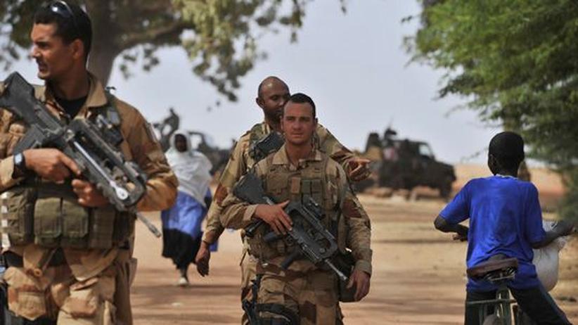 Auslandseinsätze: Ernstfall in Mali