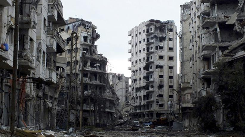Bürgerkrieg: Bevor es für noch mehr Syrer zu spät ist