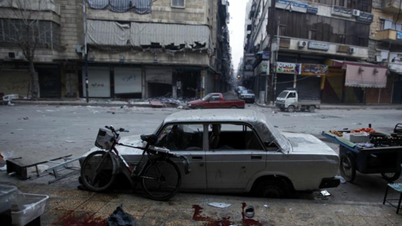 Bürgerkrieg: Die EU muss Syriens Rebellen Waffen liefern