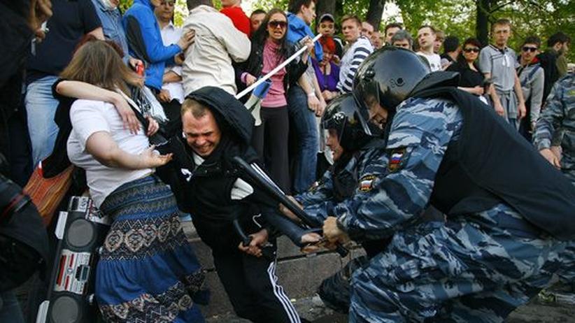 Russland: Gestorben in Abschiebehaft