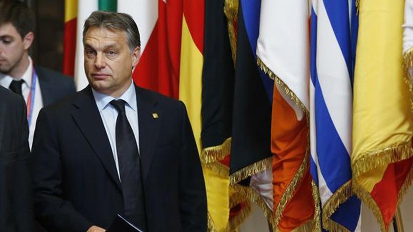 Der ungarische Regierungschef Viktor Orbán