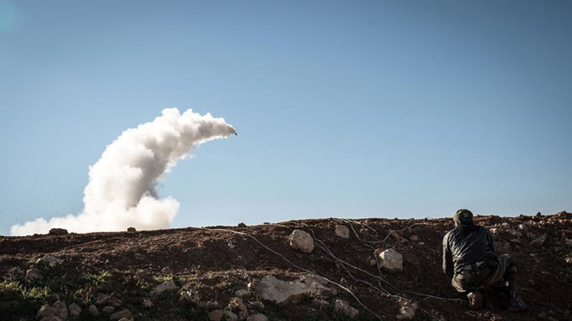 Syrienkrieg: Soll der Westen Waffen nach Syrien liefern?
