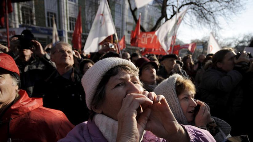 EU-Nachbar: Schluss mit dem Russland-Bashing!