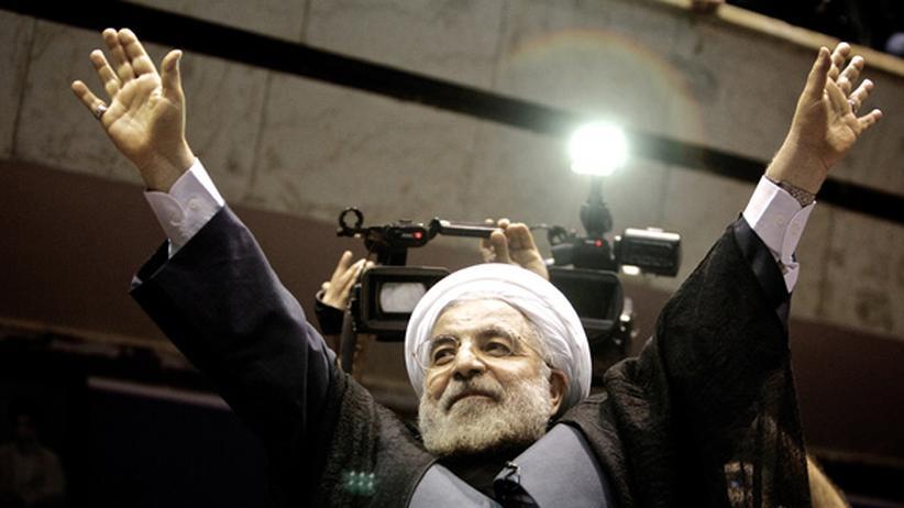 Hassan Ruhani: Das freundliche Gesicht des Terrors