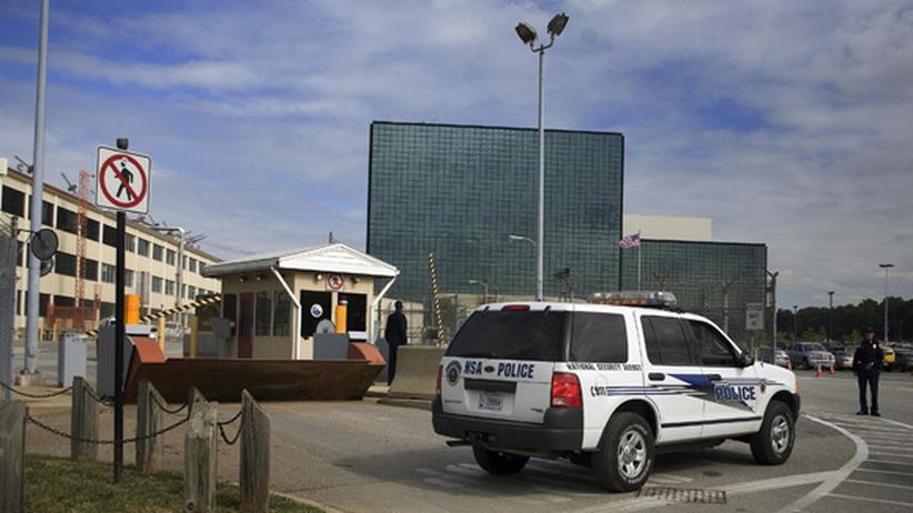 NSA-Arbeit: Ein Bürojob bei der NSA
