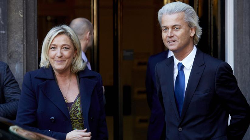 Rechtspopulisten: Europas Tea Party