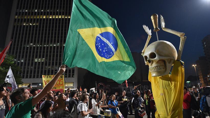 Fußball-WM: Da muss die Welt jetzt durch