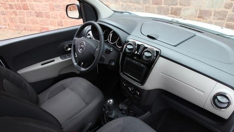 Dacia Lodgy: Turbobenziner ist nichts für Schaltfaule | ZEIT ONLINE