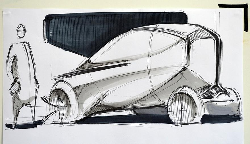Auto der Zukunft: Abgefahrenes Design | ZEIT ONLINE