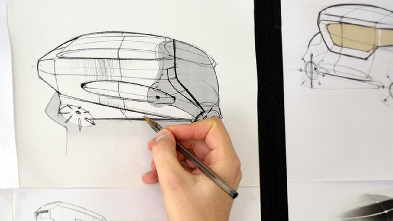 Auto der Zukunft: Abgefahrenes Design | ZEIT ONLINE | {Auto cockpit straße 79}