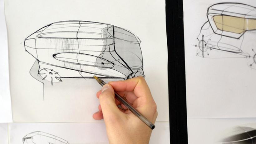 Auto der Zukunft: Ein Braun-Rasierer für die Straße | ZEIT ONLINE