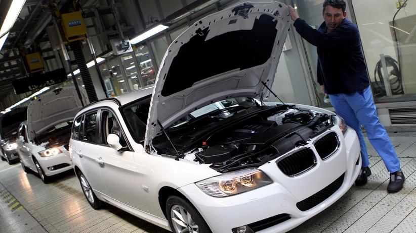 Autoindustrie: Streit um Abgasnormen lässt sich mit Emissionshandel lösen