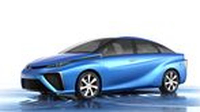 Elektroauto: Toyota verlässt sich nicht auf die Steckdose