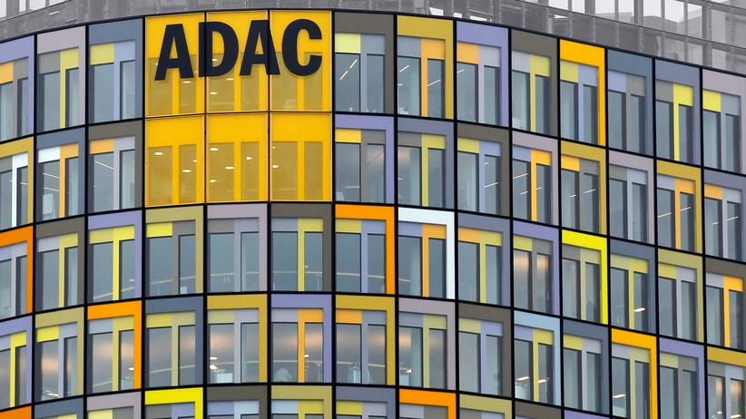 Die Zentrale des ADAC in München