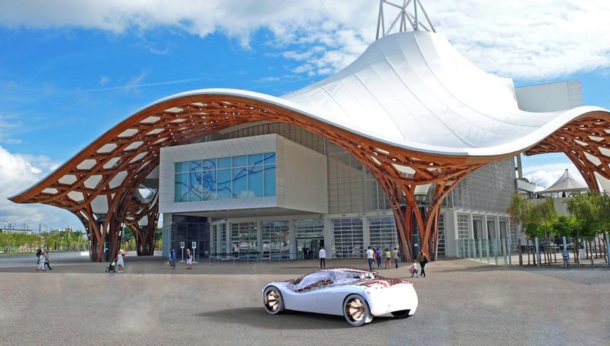 Fahrzeugdesign: Nehmen Sie Platz in Ihrem Auto der Zukunft! | ZEIT ...