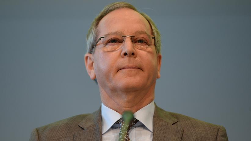Der ehemalige ADAC-Präsident Peter Meyer