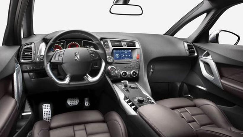 Citroën DS5 im Autotest: Hang zur Eigenwilligkeit | ZEIT ONLINE