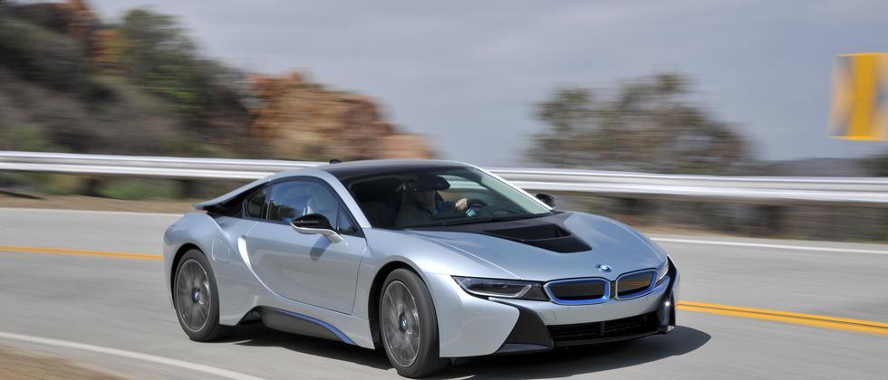 Elektroauto BMW i8