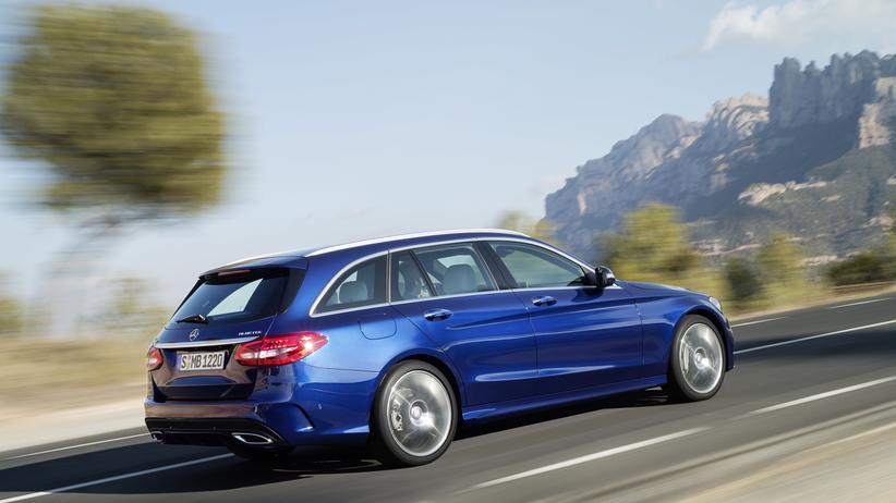 Mercedes-Benz: Neuauflage des C-Klasse-Kombis