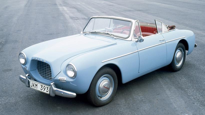 Oldtimer: Wie Volvo mit seinem ersten Sportwagen baden ging   ZEIT ...