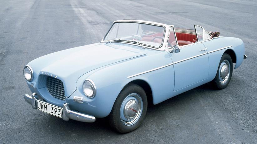 Volvo Sport P 1900 von 1956