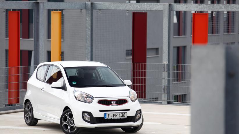 Kia Picanto mit Autogas: Eine kleine Rarität