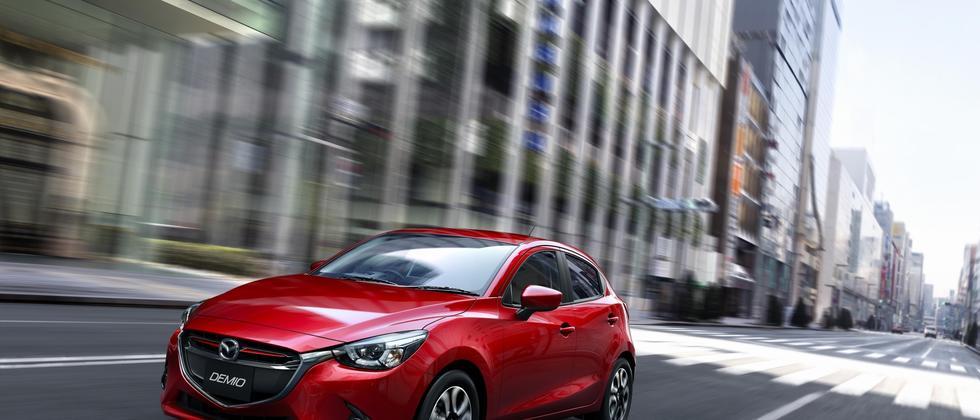 Kleinwagen Mazda2, künftig auch mit Dieselmotor