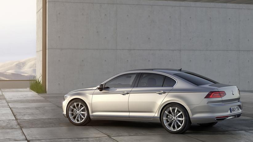 Mittelklasse-Auto: VW Passat macht auf Mercedes – ein bisschen