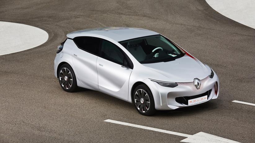 Ein-Liter-Auto Eolab von Renault