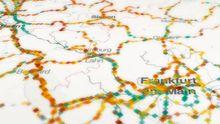Sehen Sie in unserer Karte, über welche baufälligen Eisenbahnbrücken Ihr Zug täglich fährt.
