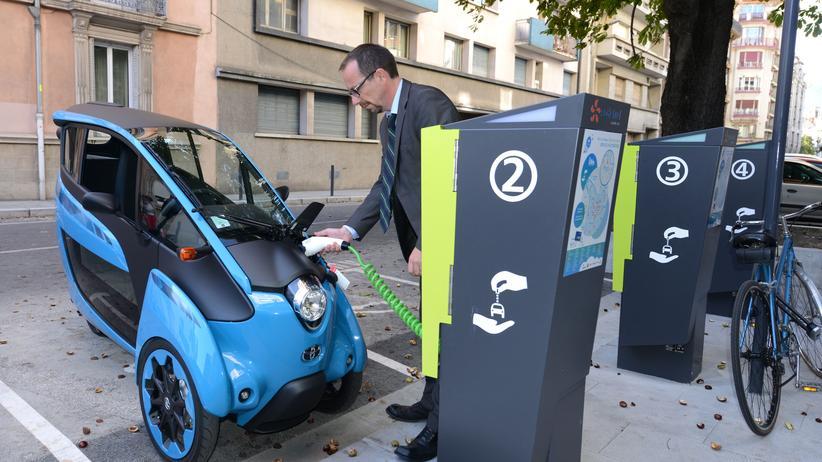 Carsharing: Zweifel an der Nachhaltigkeit des Autoteilens