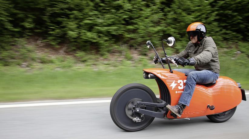 Elektromobilität: Starkstrom unterm Motorradsattel