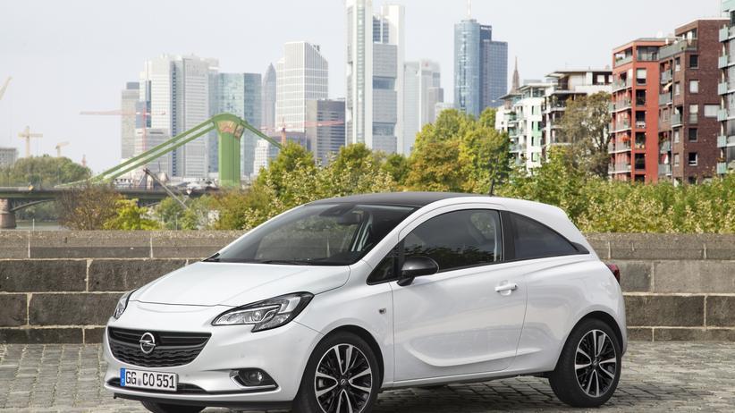 Opel Corsa: Adam lässt grüßen