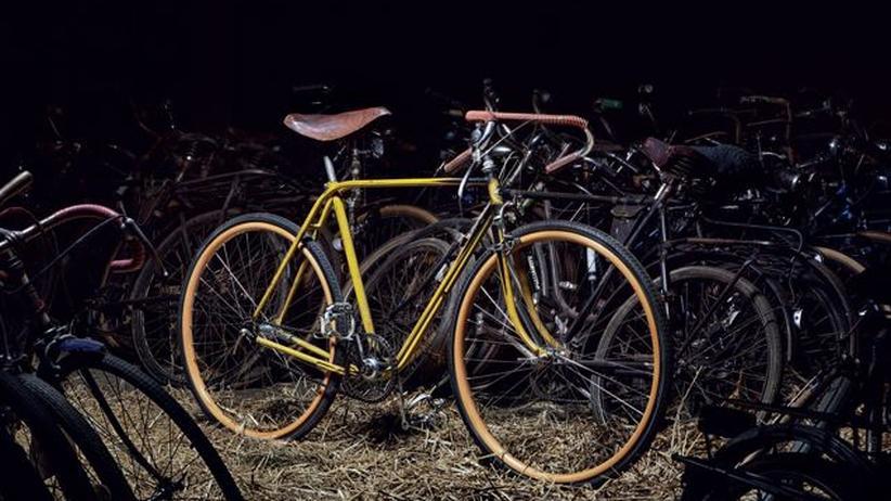 Fahrrad: Vom Roste befreit sind Blech und Felge