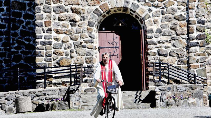 Der Öko-Fragebogen: Ole Jacob Flæten ist Pfarrer und seit 2011 Bürgermeister in Lillestrøm, 18 Kilometer östlich von Oslo (Archivbild von 2007)