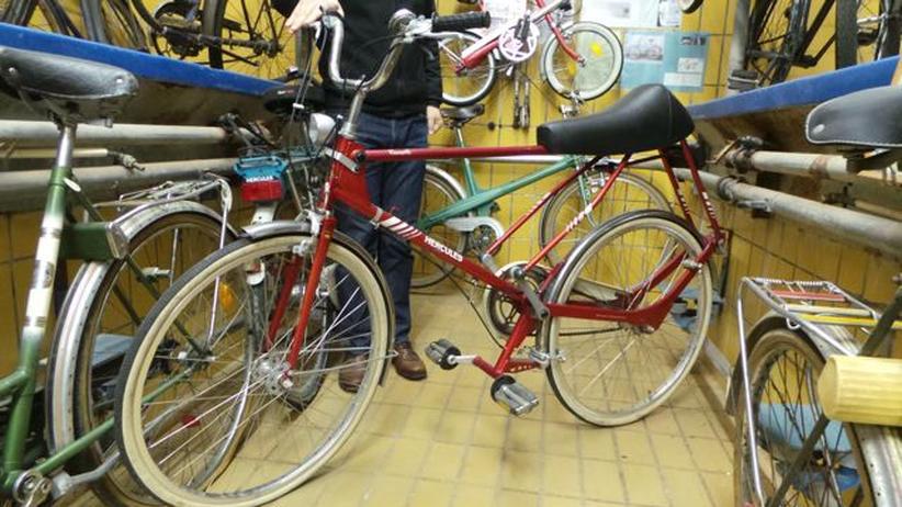 Fahrrad: Radgeschichte unterm Reetdach
