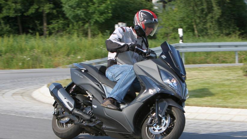 Mobilitaet, Kymco, Motorrad, Taiwan, Zweiradindustrie, Weiden, Honda, BMW, Fahrzeug, Kawasaki, Suzuki, Yamaha, China, Fernost