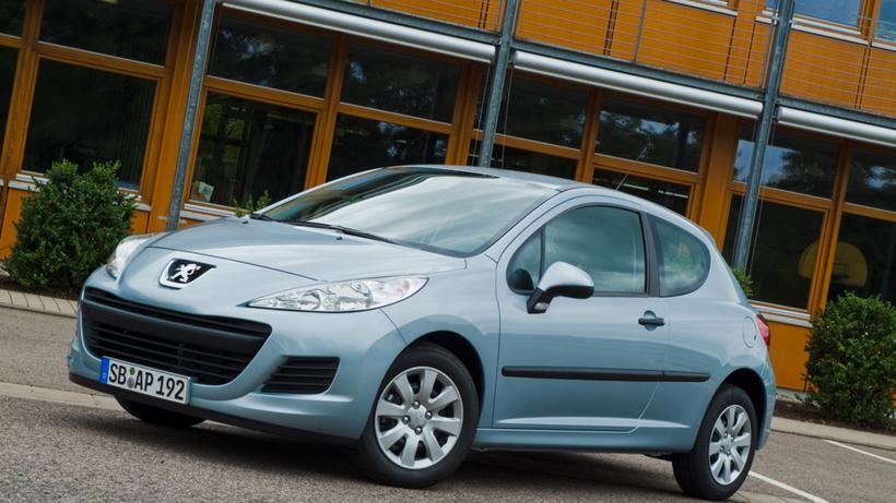 Peugeot 207 Die Bremsen Machen Gern Mal ärger Zeit Online