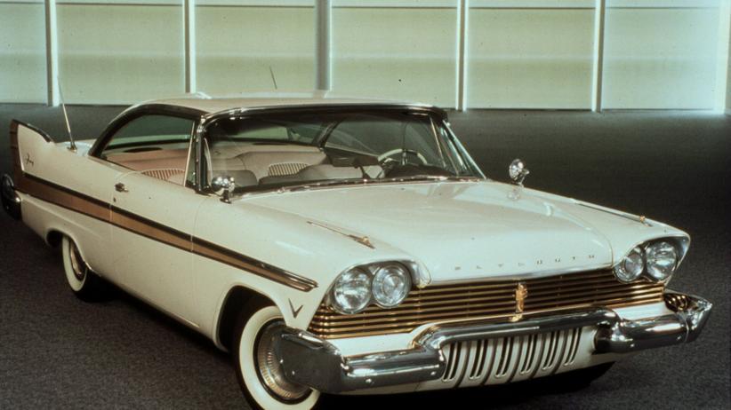 """Ein solcher Plymouth Fury spielt die Hauptrolle im Horrorroman """"Christine""""."""