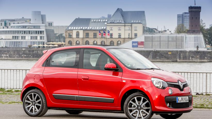 Mobilitaet, Renault Twingo, Renault, Smart, Autotest