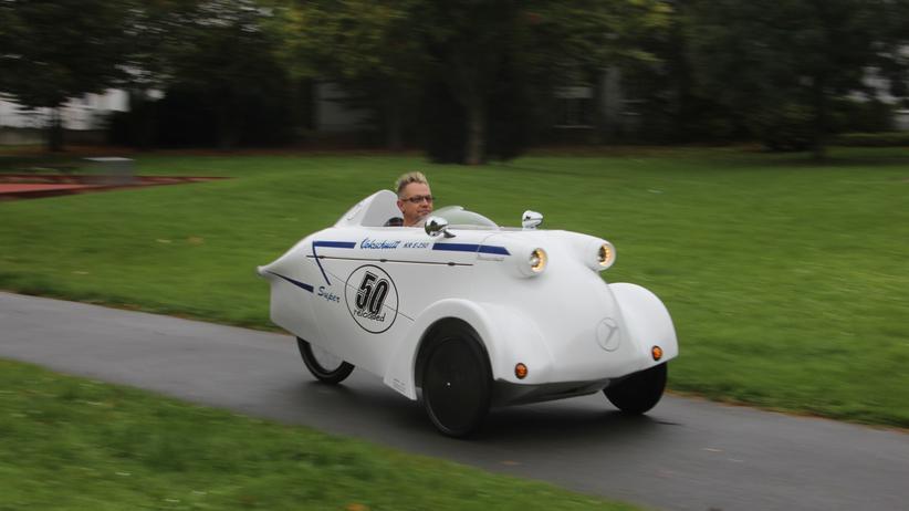 Elektromobilität: Zukunft im alten Gewand