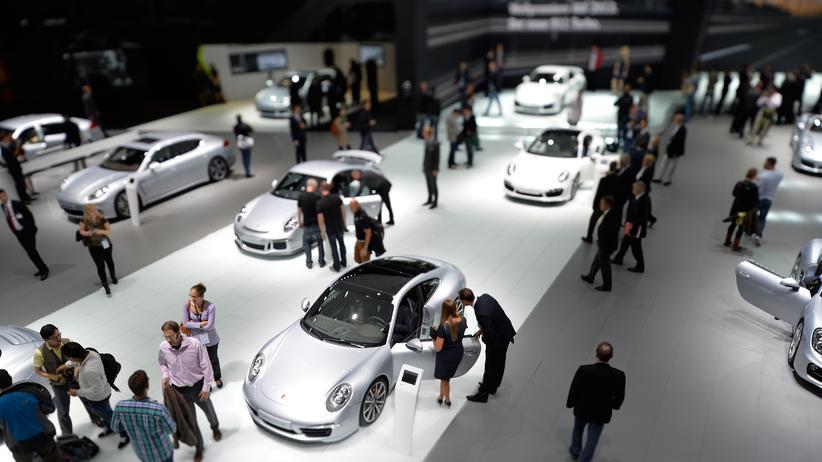 CO2-Emission: Bund warnt vor zu strengen Grenzwerten für Autos