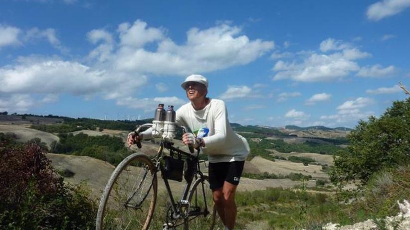 Fahrradbücher: Unterwegs mit Fahrradkurier und Italien-Tourer